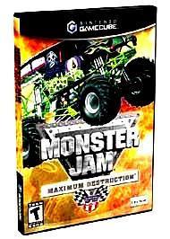 monster jam - maximum destruction / gamecube & wii usa 10