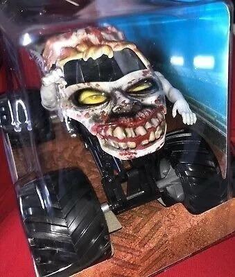 monster jam true metal zombie escala 1/24 original