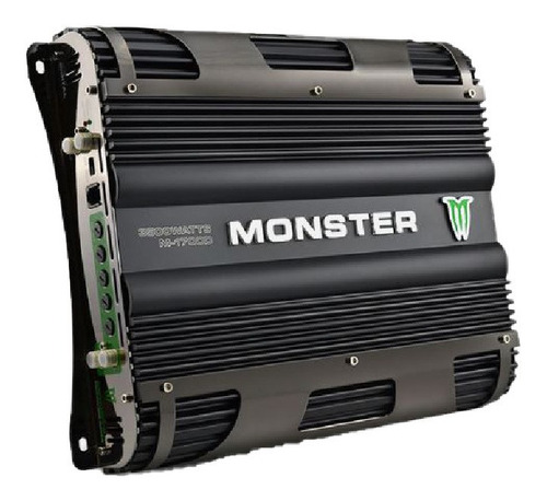 monster m-1700d digital 3500 - monster