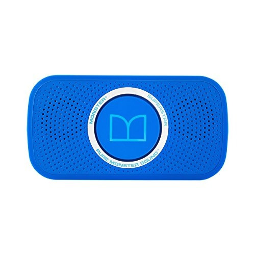 monster power superstar alta definición altavoz bluetooth bl