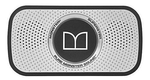 monster power superstar altavoz bluetooth de alta definicion