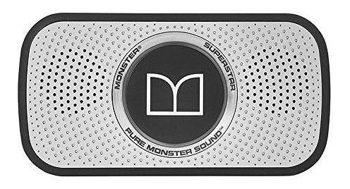 monster power superstar altavoz bluetooth de alta definición