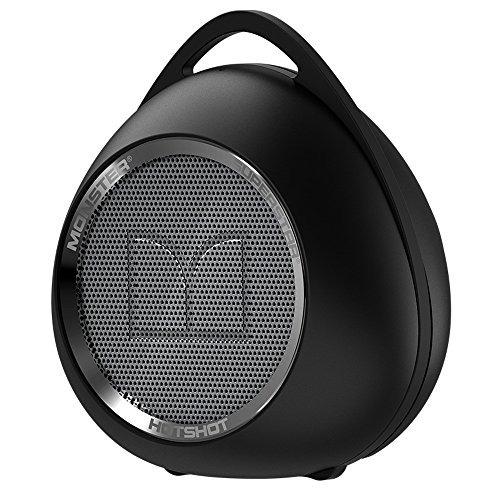monster superstar hotshot portable bluetooth speaker  multil