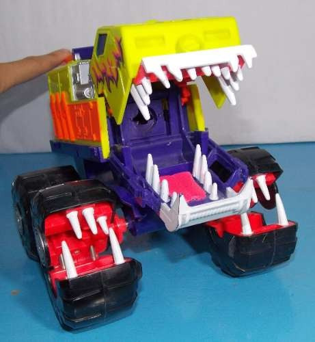 monster truck mattel toy 1992