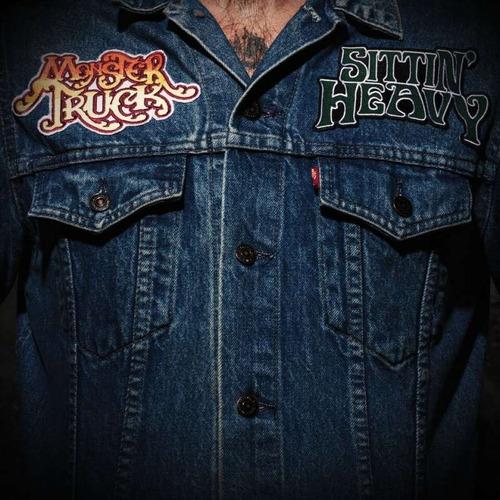 monster truck sittin' heavy cd nuevo