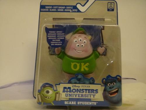 monster university - scott - disney pixar - sunny