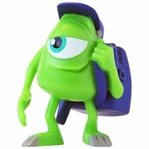 monsters s.a. university miniatura mike disney pixar figure