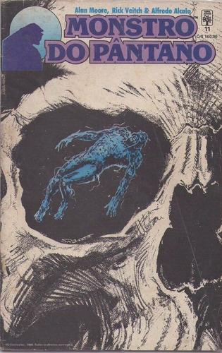 monstro do pântano (ed.abril) 08 a 11