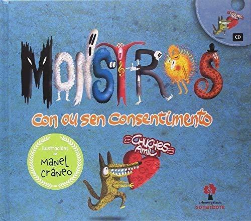 monstros. con ou sen consentimento + cd