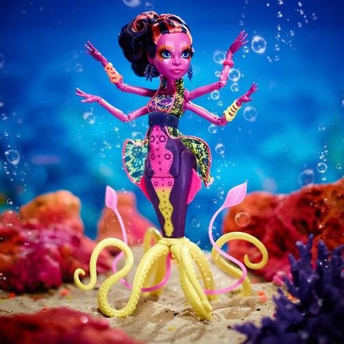 monstruo alto gran scarrier arrecife kala mer'ri muñeca