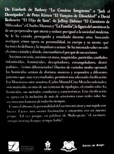 monstruos entre nosotros (firmado por el autor)