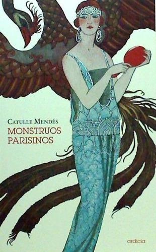 monstruos parisinos(libro )