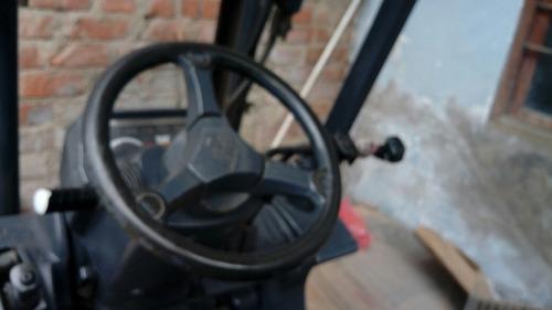 mont. cat. de 2.5tn del 2008 a gas en ocacion cel. 970403191