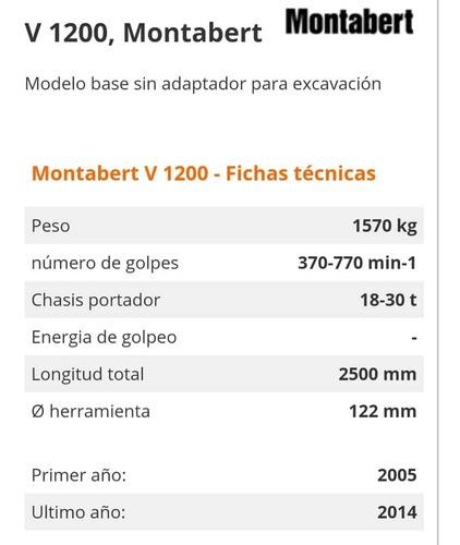 montabert v1200