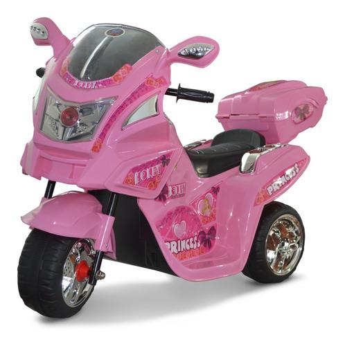 montable moto electrica recargable trimoto 1-5 años musica