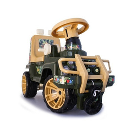 Montable Para Niños Version Jeep Jungla