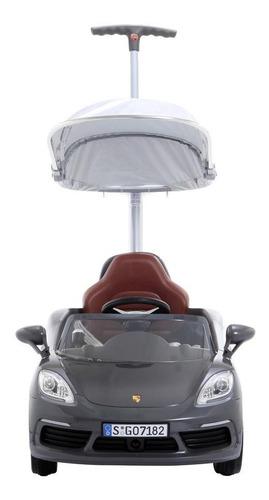 montable push car porsche 718 gris