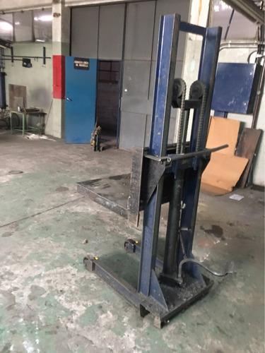 montacarga elevador hidraulico 1000kg