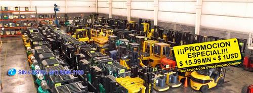 montacargas 5000 6000 8000 10000 12000 15000 lb genie jlg