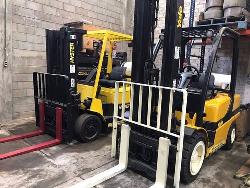 montacargas 8000 lbs. hyster, yale, toyota, etc.