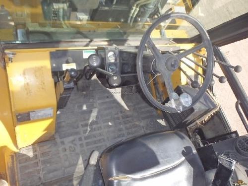 montacargas a diesel 15,500 lib. yale 2007 perfectas condici