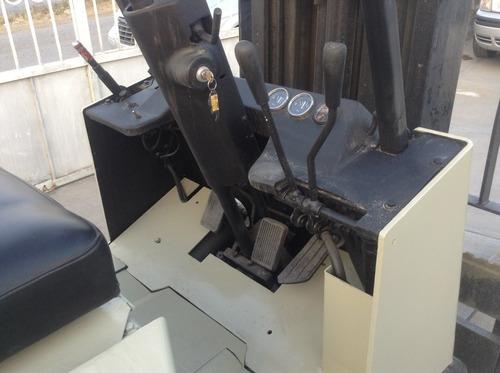 montacargas allis-chalmers 4000lbs 1978 motor opel gas lp