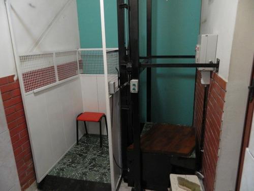 montacargas , ascensores y montapersonas
