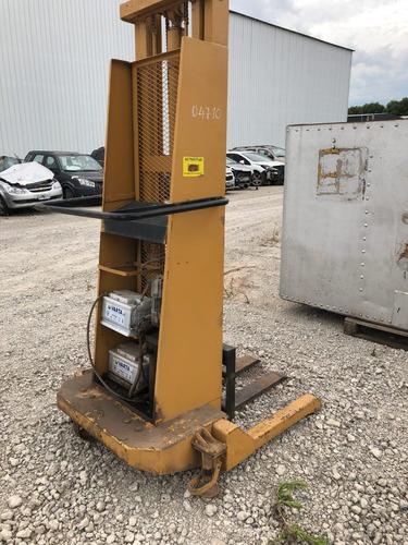 montacargas autoelevador hidraulico 12volts micheloti envios