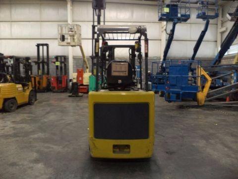 montacargas caterpillar 2008 electrico 6000 lb e6000-ac