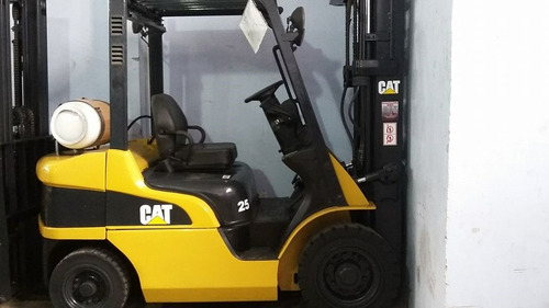 montacargas caterpillar 5000lbs 2008 (toyota,yale,hyster)