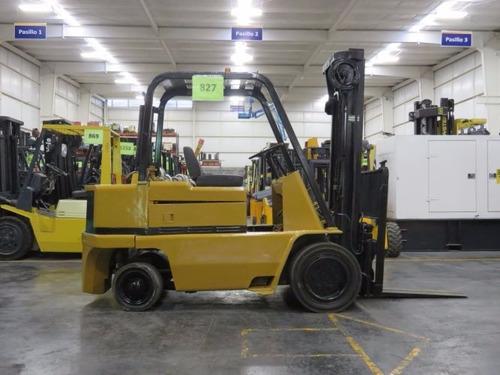 montacargas caterpillar diesel 6000 lb (827)