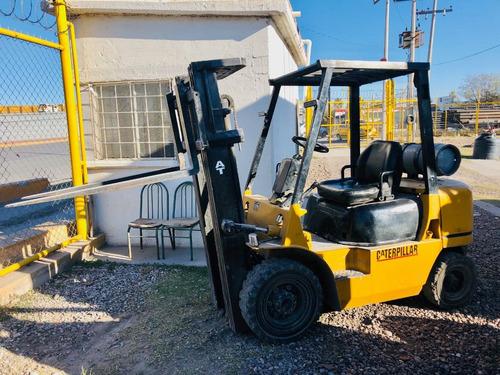montacargas caterpillar gp25k para 2.2 ton 2003