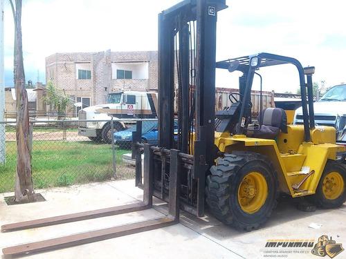 montacargas caterpillar rc 60, 1993 $19,000 usd