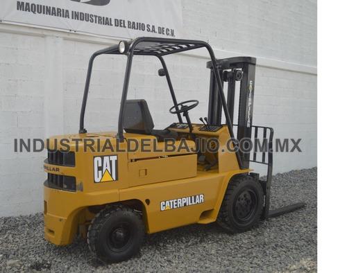montacargas caterpillar v60 1995 yale case komatsu