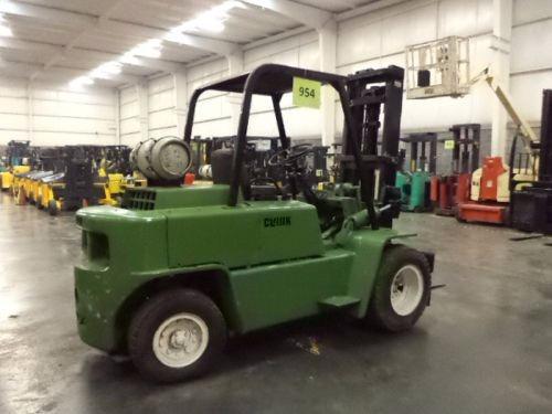 montacargas clark 2000 gas lp 8000 lb c500y80