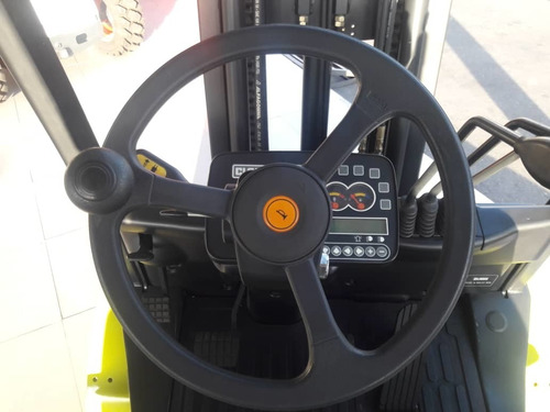 montacargas clark c30 gas/gasolina 3ton