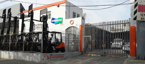 montacargas diesel 10,000 libras