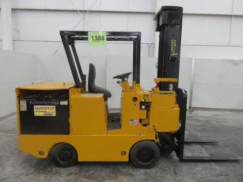 montacargas electrico 2000 drexel 4000 lb modelo sl44/4