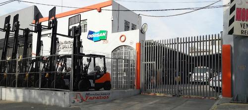 montacargas eléctrico 2.5 toneladas nuevo