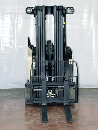 montacargas eléctrico crown rc5545-40 seminuevo