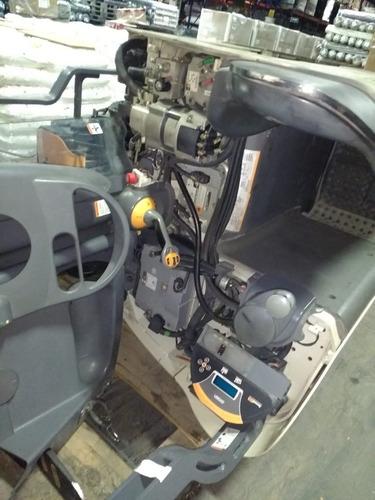 montacargas electrico crown rm6025-45mm321 epcmex