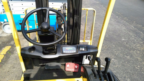 montacargas electrico hyster 2007