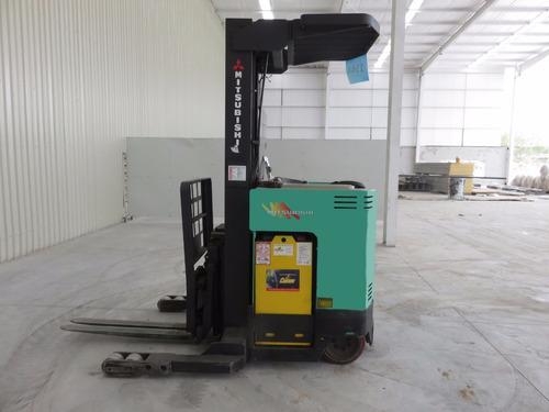 montacargas electrico mitsubishi 3500 lb modelo esr36