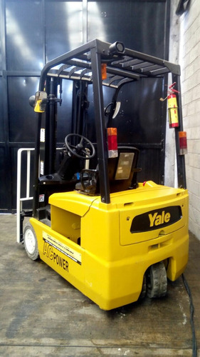 montacargas  electrico seminuevo triciclo,yale,hyster,toyota