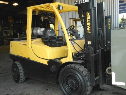 montacargas gas lp 2011 hyster h120ft
