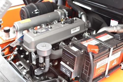montacargas heli carretilla apilador diesel 3 tonelada osnox