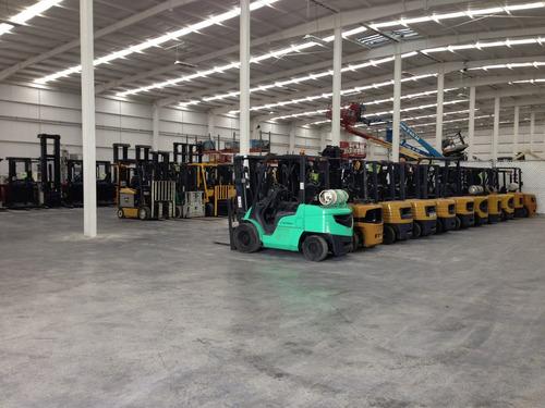 montacargas hyster 2003 15,500 lb diesel modelo h155xl2