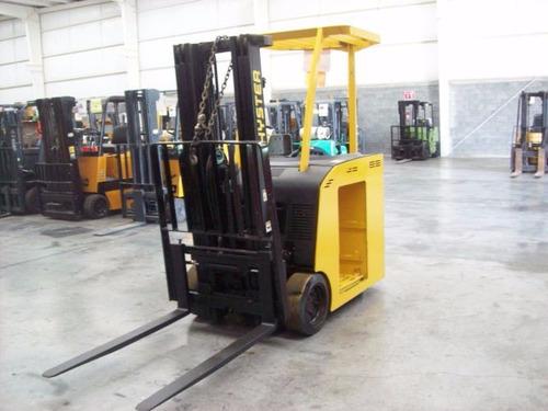 montacargas hyster 2004 electrico 4000 lb modelo e40hsd