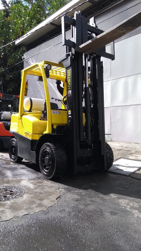montacargas hyster 2011 seminuevo,toyota cat nissan yale