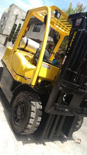 montacargas hyster 8,000 lb (4 toneladas) 2011 toyota,yale